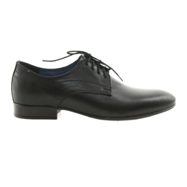Miesten klassiset kengät Nikopol 1693 musta