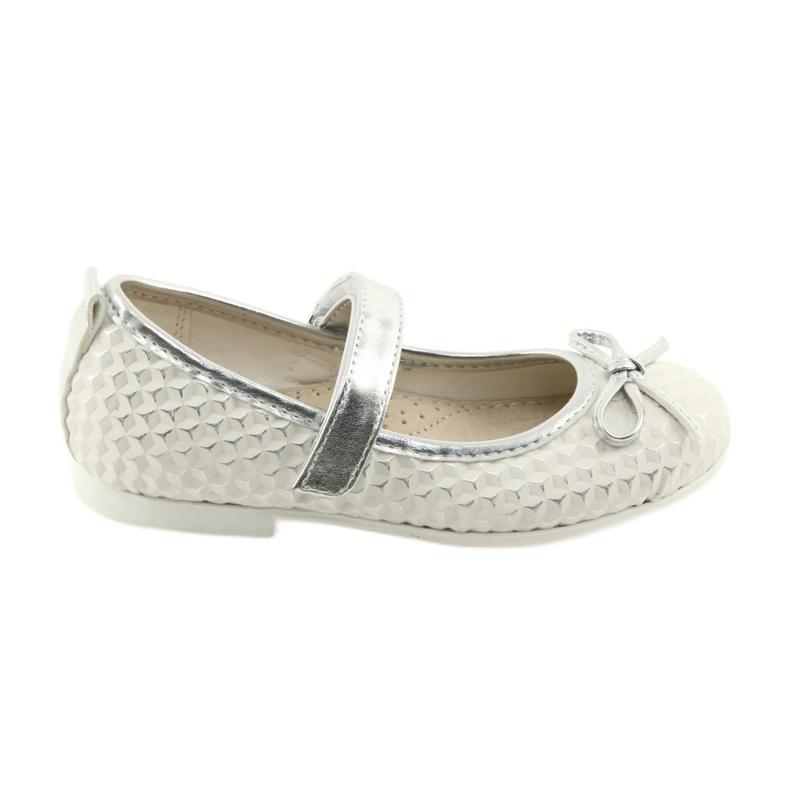 Ballerina-kengät, joissa on Velcro American Club GC16
