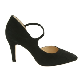 Naisten kengät Caprice 24402 musta