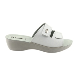 Velcro-koukut kotblno Inblu PL028 valkoinen