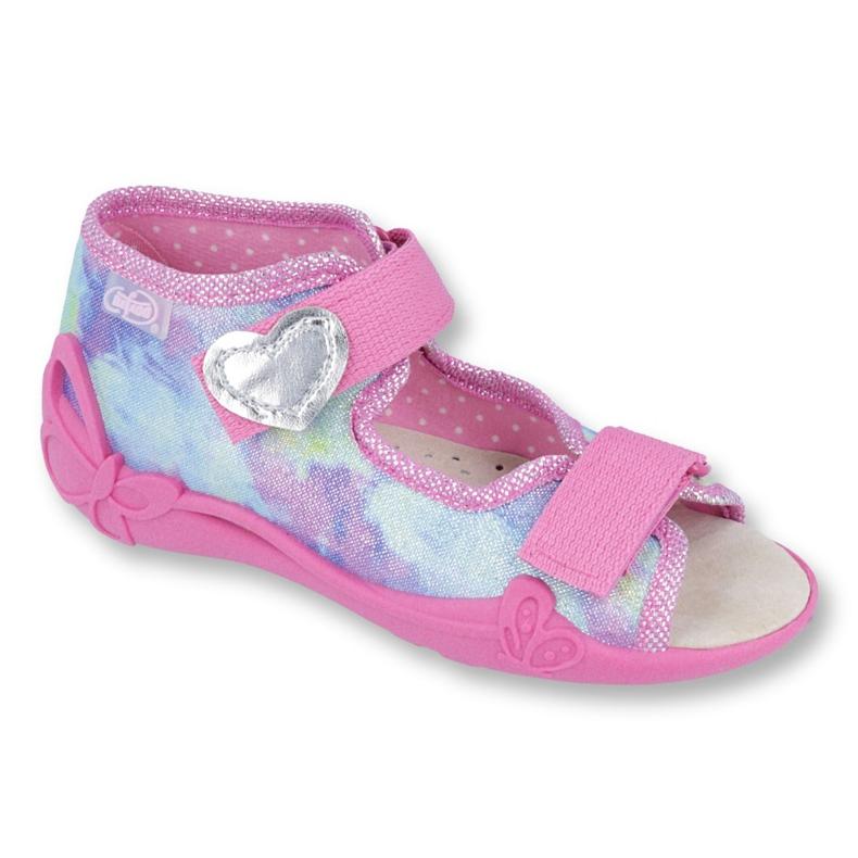 Befado keltainen lasten kengät 342P005