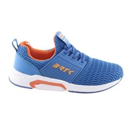 Bartek 58110 Urheilukengät slip-in-blue