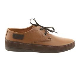 Miesten kengät Badura 3716 ruskea