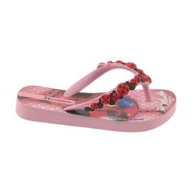 Ipanema Flip flops Ibertema 26123 pinkki