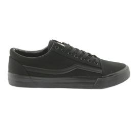 Musta DK AlaVans -kengät