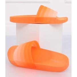 Naisten oranssi tossut K-9183 Orange