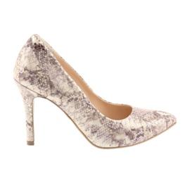 Naisten kengät Edeo 3313 käärme iho
