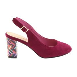 Pinkki Sandaalit postitse Sergio Leone 788