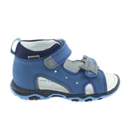 Sandaalit poikien naurisit Bartek 51489 sininen