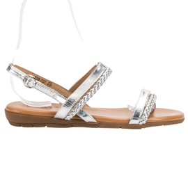 Cm Paris harmaa Rento sandaalit