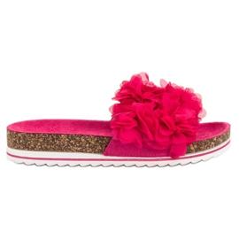 Seastar Muodikas Pink Flip Flops pinkki