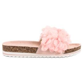 Seastar pinkki Monde Vaaleanpunainen Flip Flops