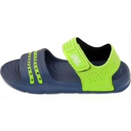 Sandaalit Aqua-Speed Noli -vihreä vihreä Lapset.48