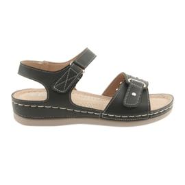 Sandaalit naisten mukavuutta DK 25131 musta
