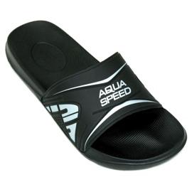 Musta Aqua-Speed-tossut Dakota M col.7