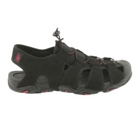 Sandaalit 4f M H4L18-SAM003 musta