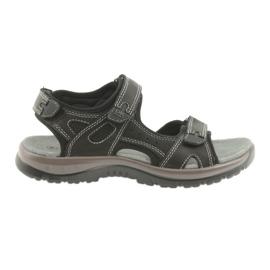 DK sandaalit musta Velcro-valo EVA-pohja