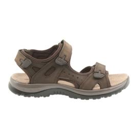 Sandaalit DK Ruskea Velcro-valo EVA