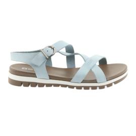 Big Star sininen Mukavat sandaalit