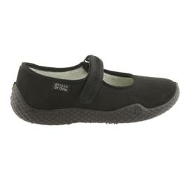 Musta Befado naisten kengät pu - young 197D002
