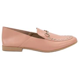 Pinkki Pink VICES mokkasiinit