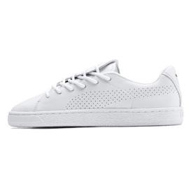 Valkoinen Puma-koripuristuskengät Perf Wn's W 369689 01