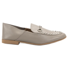 Harmaa VICES Loafers