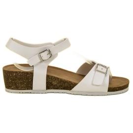 Seastar Klassiset Wedge-sandaalit valkoinen