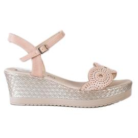 Kylie ruskea Rento sandaalit
