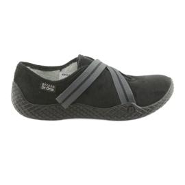 Musta Befado naisten kengät pu - young 434D014