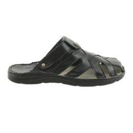 Naszbut Miesten kengät 051 musta