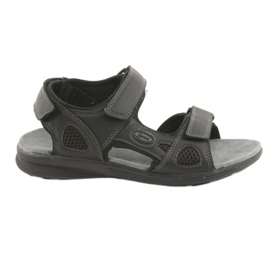 American Club musta American Youth Sports Sandals HL08 cz