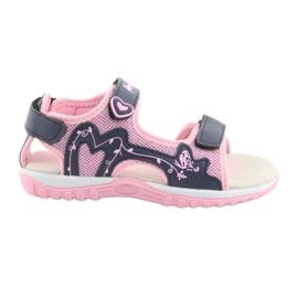 American Clubin tyttöjen sandaalit