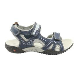 Poikien sandaalit American Club RL18 laivasto