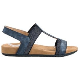 Evento sininen Siniset sandaalit