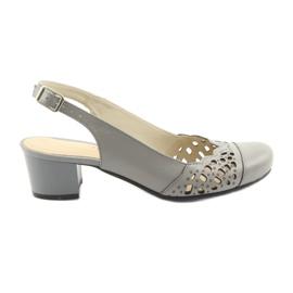 Naisten sandaalit Gregors 771 harmaa