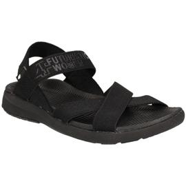 4F Sandaalit W H4L19-SAD002 20S musta