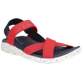 Sandaalit 4F W H4L19-SAD002 36S punainen
