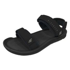 Sandaalit 4F M H4L19-SAM001 20S musta