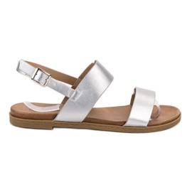 Primavera harmaa Rento sandaalit