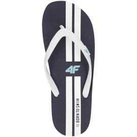Flip-flops 4F Jr J4L19-JKLD205 31S laivasto