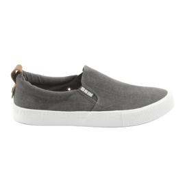 Harmaa Big Star 174162 -kengät