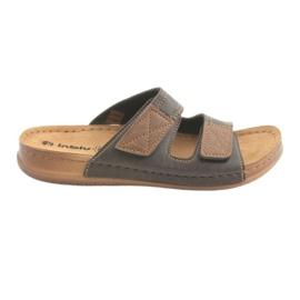 Miesten kengät Inblu TH015 ruskea