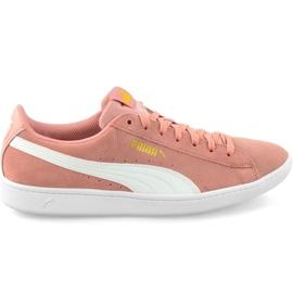 Pinkki Kengät Puma Vikky Peach Beige-Puma Valkoinen W 362624 25