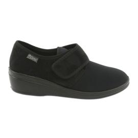 Musta Befado naisten kengät pu 033D002