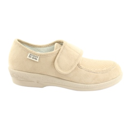 Befado naisten kengät pu 984D011 ruskea
