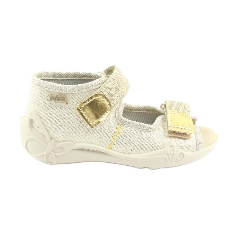 Befado keltainen lasten kengät 342P003