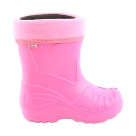 Pinkki Befado lasten kengät vaaleanpunainen 162