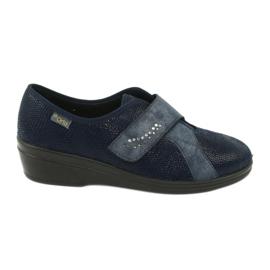 Sininen Befado naisten kengät pu 032D001