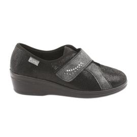 Musta Befado naisten kengät pu 032D002